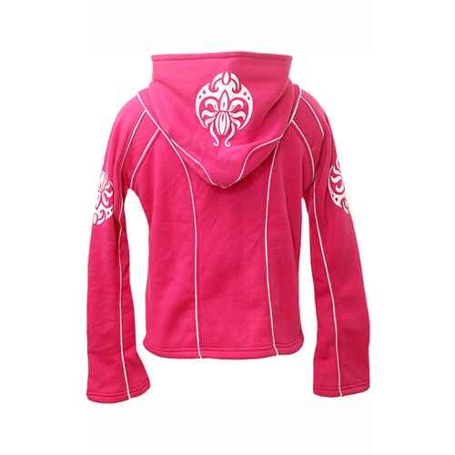 Lotus Fleece Hoody
