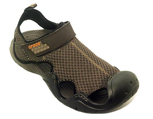 310a334d6f8b16 Swiftwater Sandal - Crocs - Crocs Sale Shoe   Mens Footwear-Crocs ...