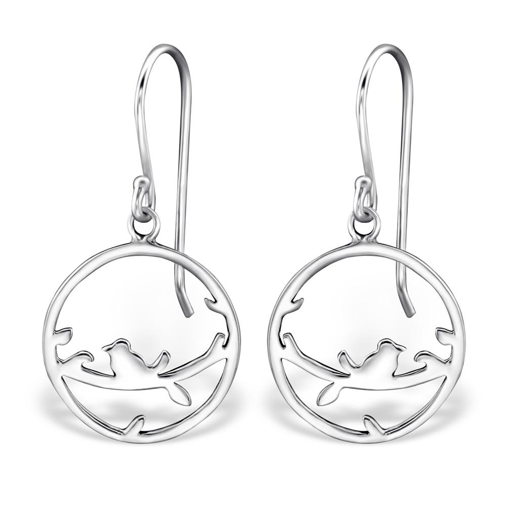 Sterling Silver Bird Earrings Jewellery Earrings Mariposa Clothing Nz Seriously Funky Clothing Footwear For Men Women Children Mariposa Oct 2016