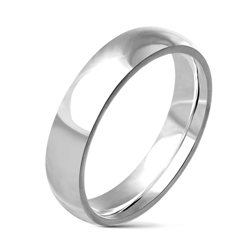Stainless Steel 6mm Band