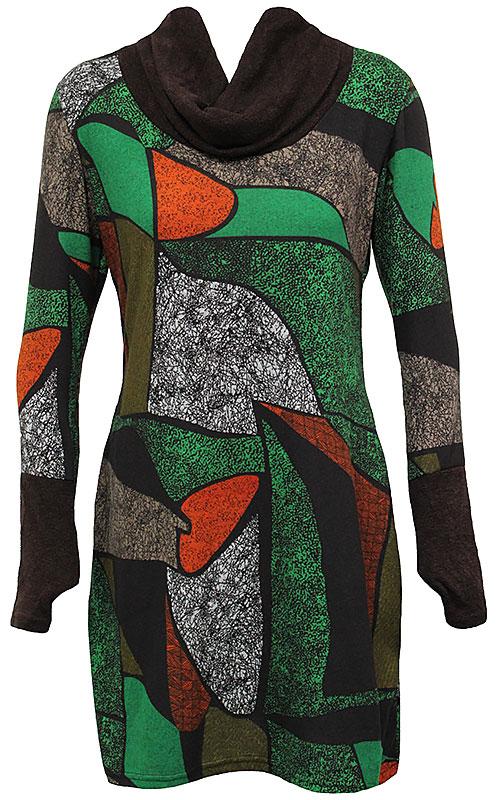 Green Winter Dresses