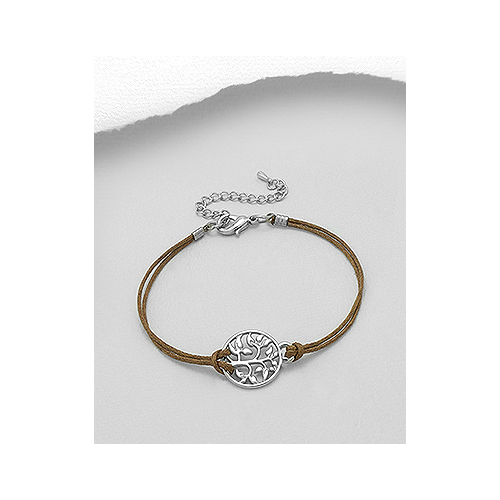 Tree of Life String Bracelet