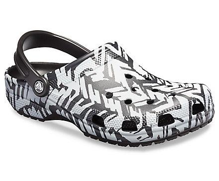 5f9ec15704257 Classic Graphic II Clog - Crocs - Mens Footwear-Crocs   Mariposa ...