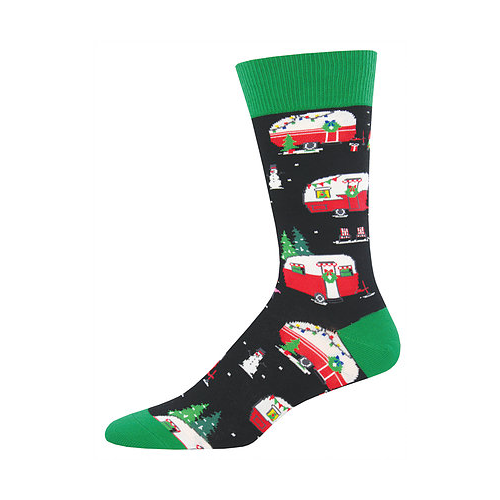 Christmas Camper Socks