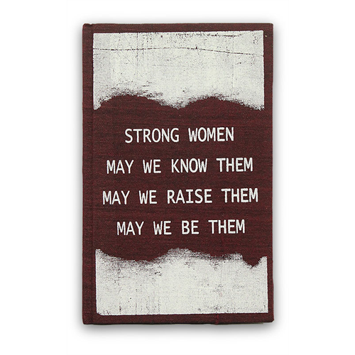 Strong Women Notebook