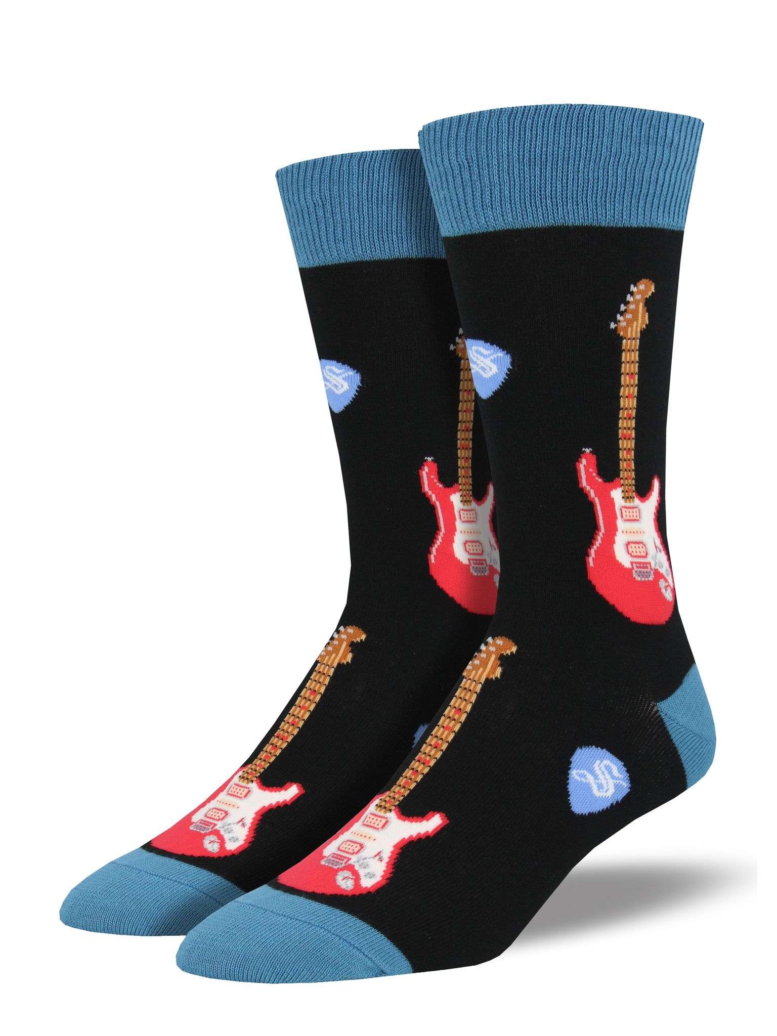 elegant and sturdy package 60% cheap how to get Electric Guitar Socks