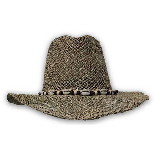 Shell Band Cowboy Hat
