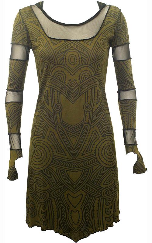 Inanna Tiki Dress - Mariposa   Womens Clothing-Winter Dresses ... e930ecbf3d5